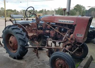 Farmall Tractor Model 140-1970-$4,500