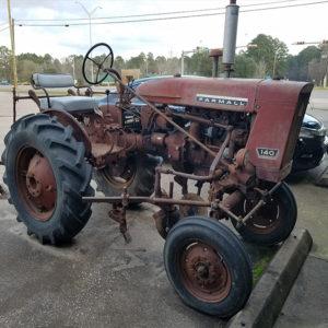 Farmall Tractor Model 40 1970 $4500