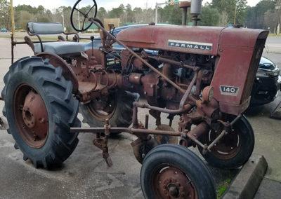 Farmall Tractor Model 140 1970 - $4,500