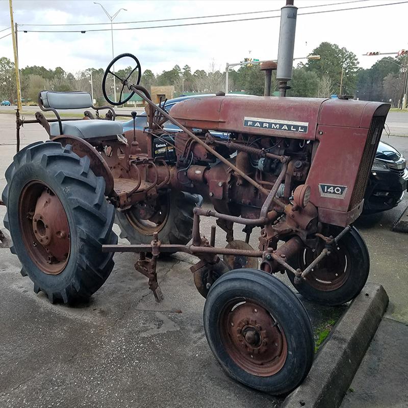 Farmall Tractor Model 40 1970