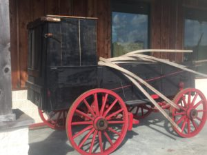 Homemade Chuck Wagon