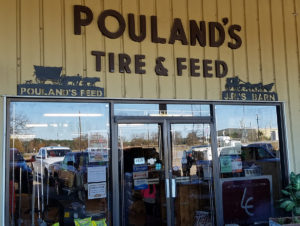 Pouland's Tire and Feed