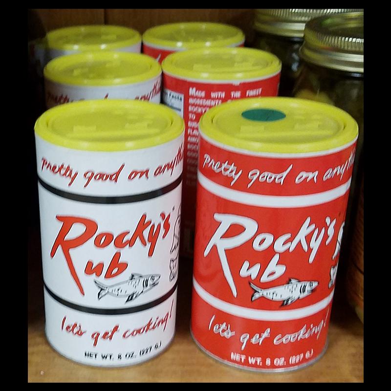 Rocky's Rub