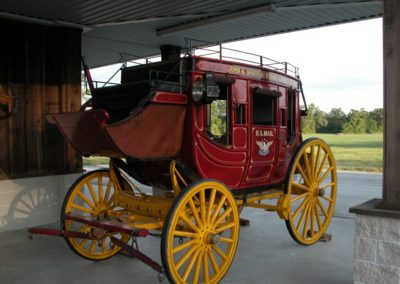 Stage Coach - $25,000