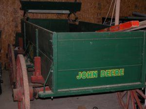 John Deere Road Wagon - $5,000