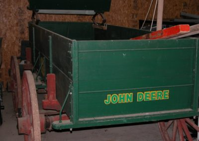 John Deere Road Wagon - $5,000