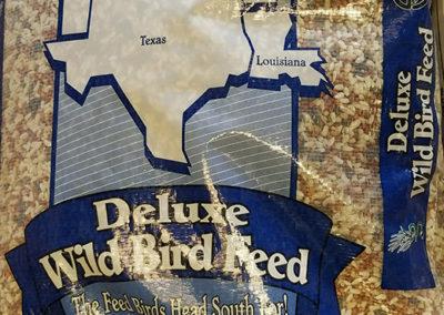 Bird Feed Wild Deluxe