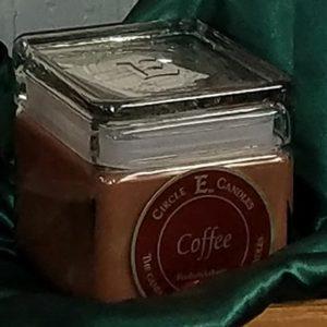 Circle 'E' Candle Coffee