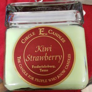 "Circle ""E"" Candles Kiwi Strawberry"