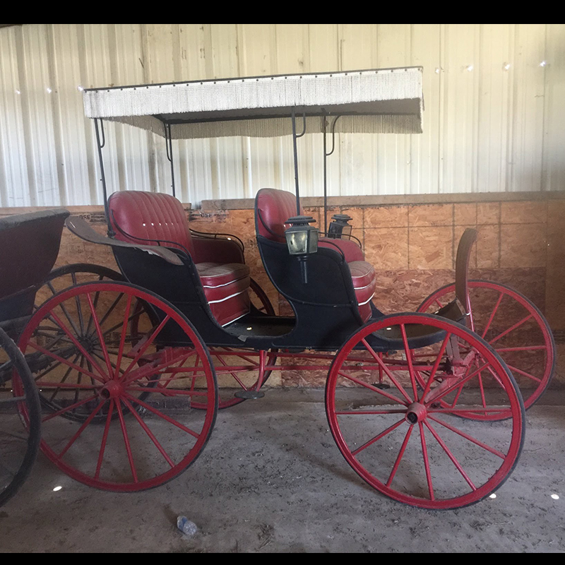 Surry 2 Seater with Red Seats