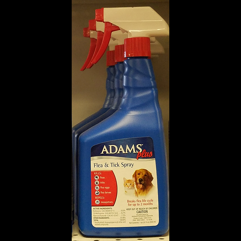Flea and Tick Spray by Adams