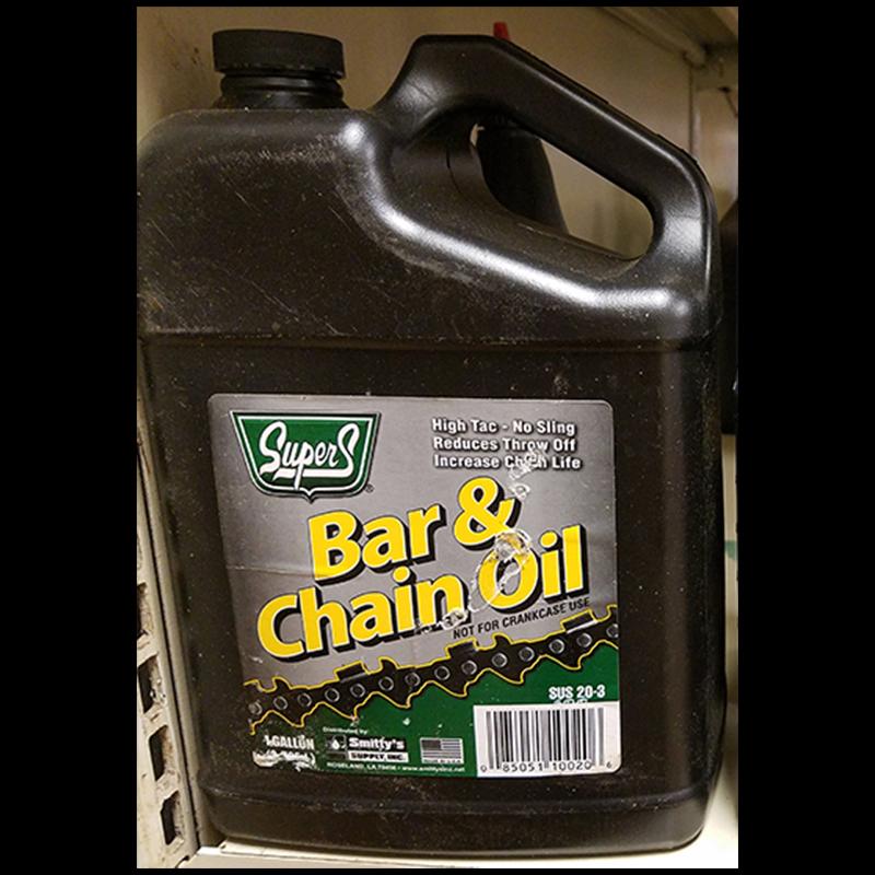 Bar & Chain Oil by Super S