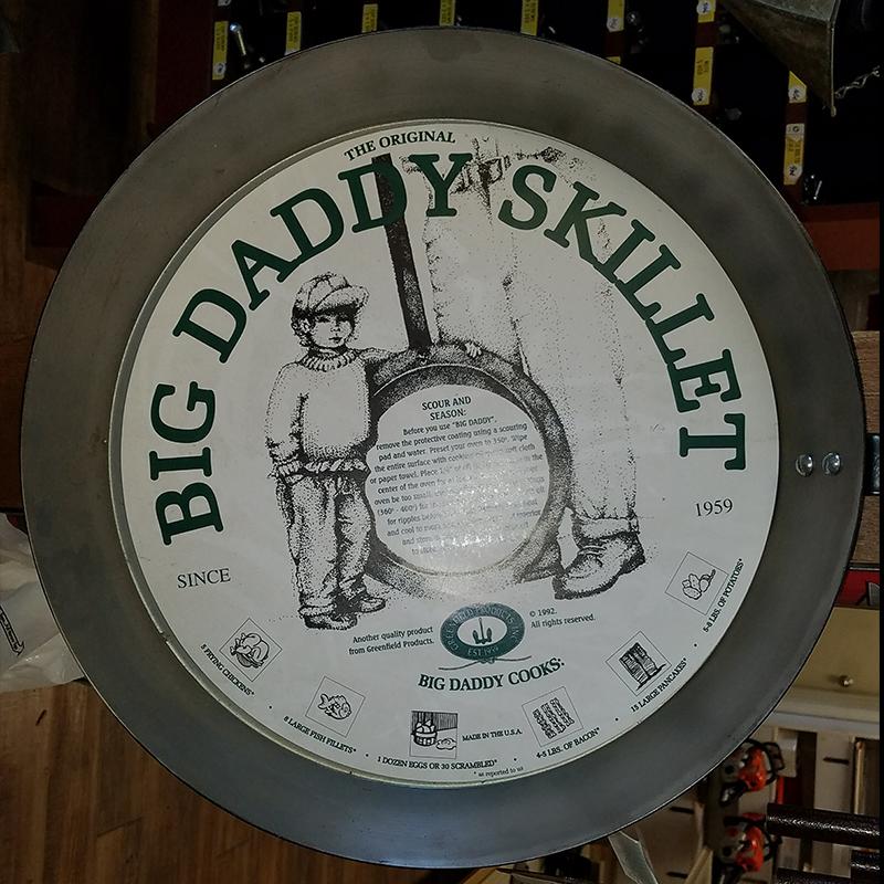 Big Daddy Skillet
