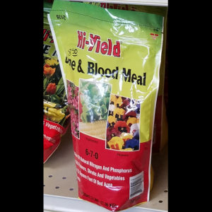 Bone and Blood Meal.