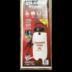 Chapin Sprayer