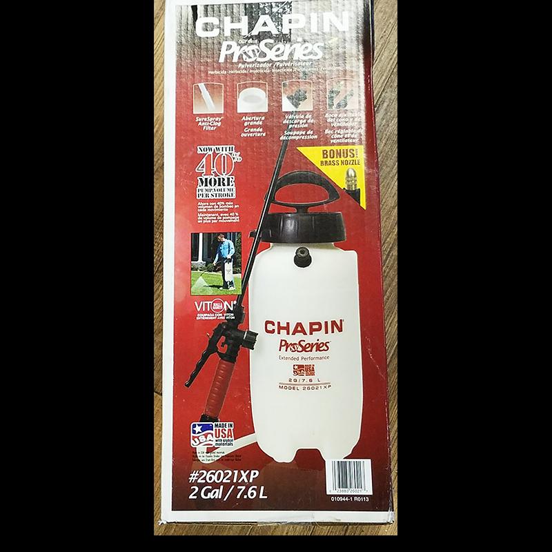 Sprayer - Chapin Pro Series
