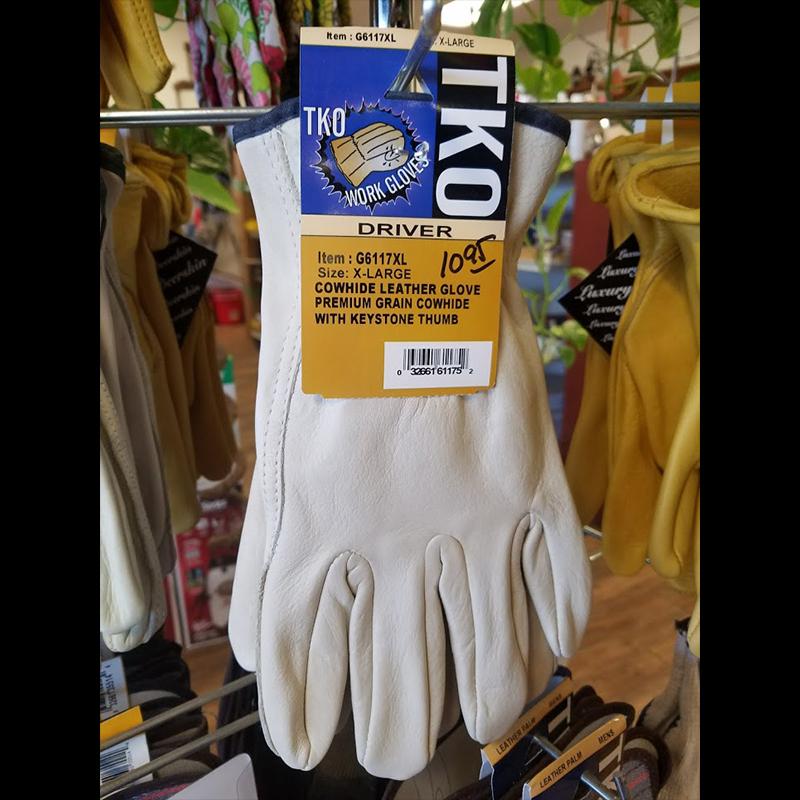 Gloves - Driver - XL