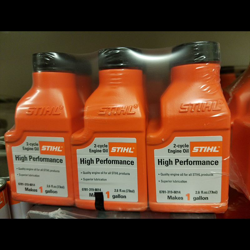 STIHL 2 Cyle Engine Oil Mix 1 gallon 6 pack