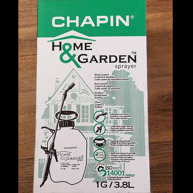 Sprayer - Chapin Home & Garden Sprayer