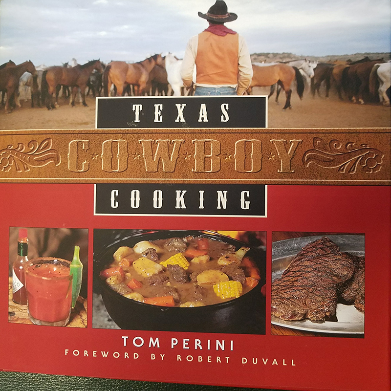 Texas Cowboy Cooking (Autographed)