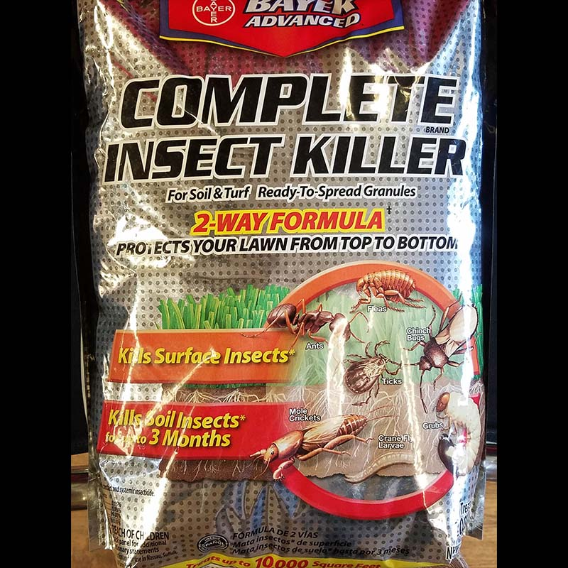 Insecticide: Bayer Advanced Complete Insect Killer