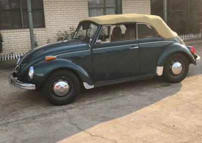 1973 VW Convertible - $8000
