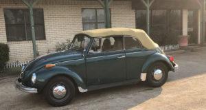 73 VW Beetle