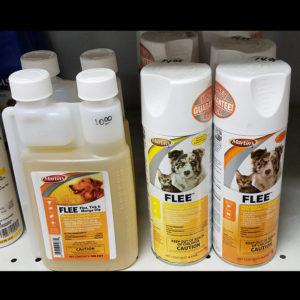 FLEE Manage Dip & Spray