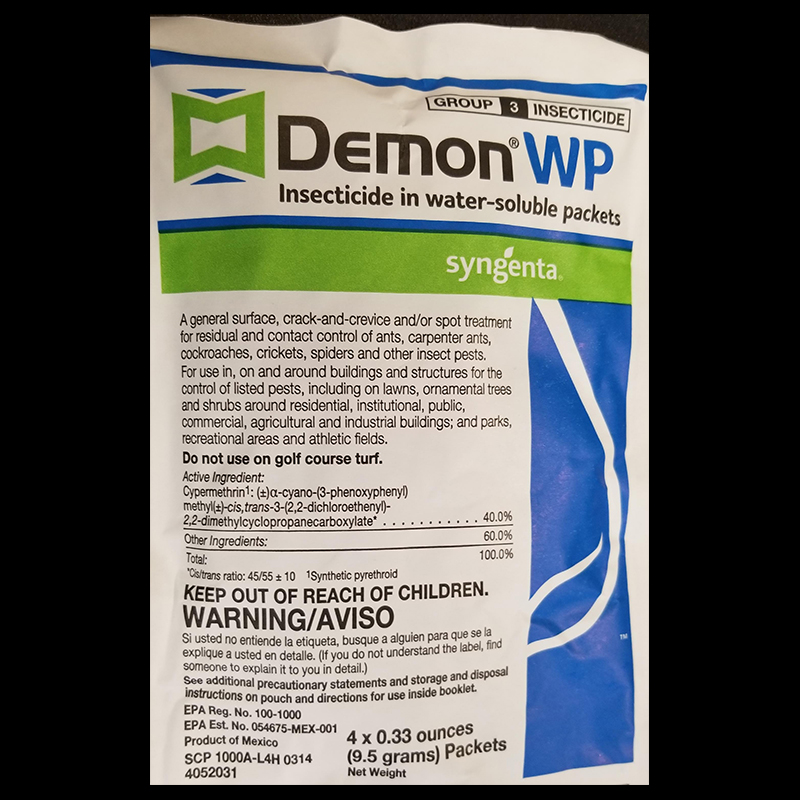 Demon WP Insecticide (Roach Killer)