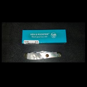 Hen&Rooster Pearl Pocket Knife