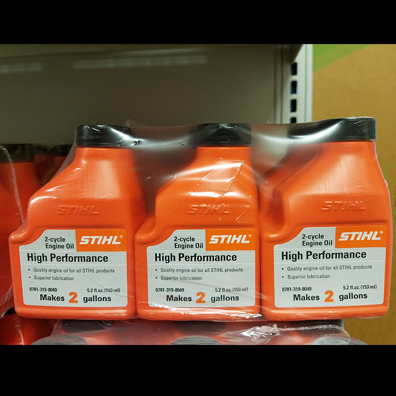STIHL 2 Cyle Engine Oil Mix 2 gallon 6 pack