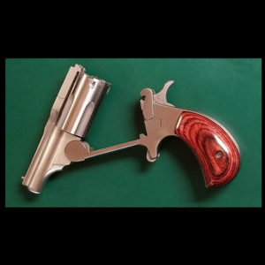 Schofield 45 Colt Pistol open