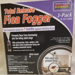 BONNIDE Fleaa FoggerTotal Release