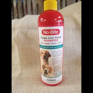 No-Bite Flea and Tick Shampoo
